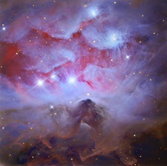 NGC 1977: Running Man Nebula