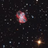 NGC 2440 (close view)