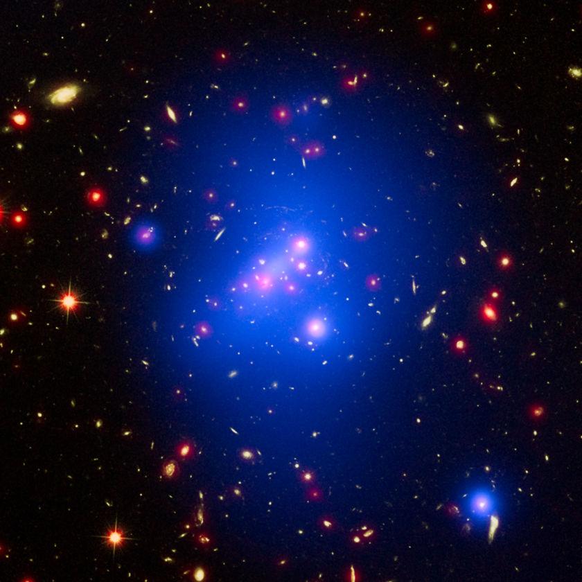 Galaxy clusterIDCS J1426