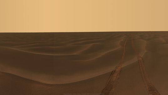 "Wallpaper: Opportunity ""Rub Al Khali"" Panorama, sols 456-464"