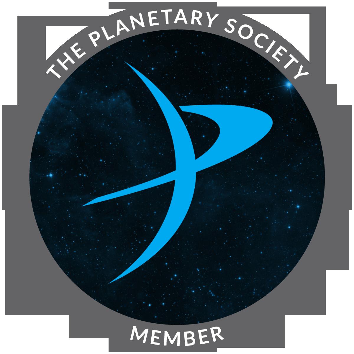 Planetary Society Member