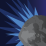 Name That Asteroid! Thumbnail asteroid lower right
