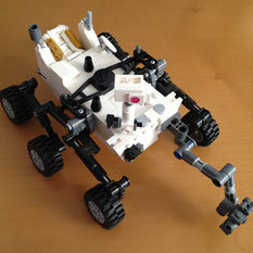 LEGO Curiosity