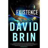 David Brin's new book, Existence