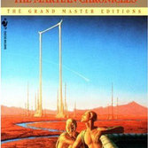 Cover of Ray Bradbury's The Martian Chronicles
