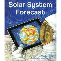 Solar System Forecast story book