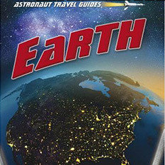 Astronaut Travel Guides book cover