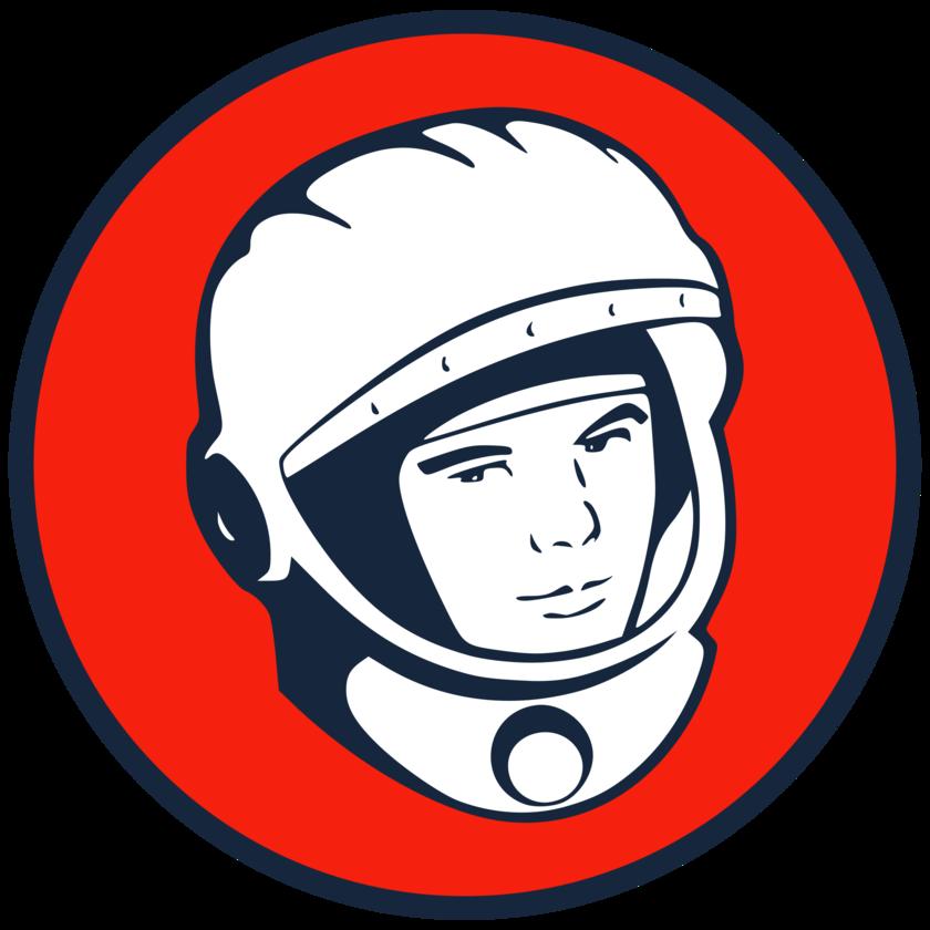 Yuri's Night logo
