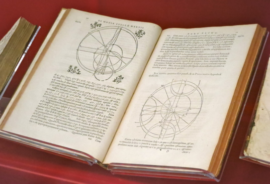 Kepler's Astronomia Nova