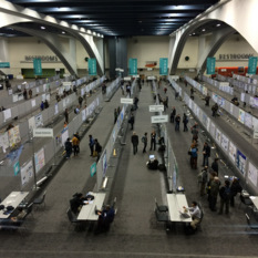 2013 AGU Fall Meeting Poster Hall