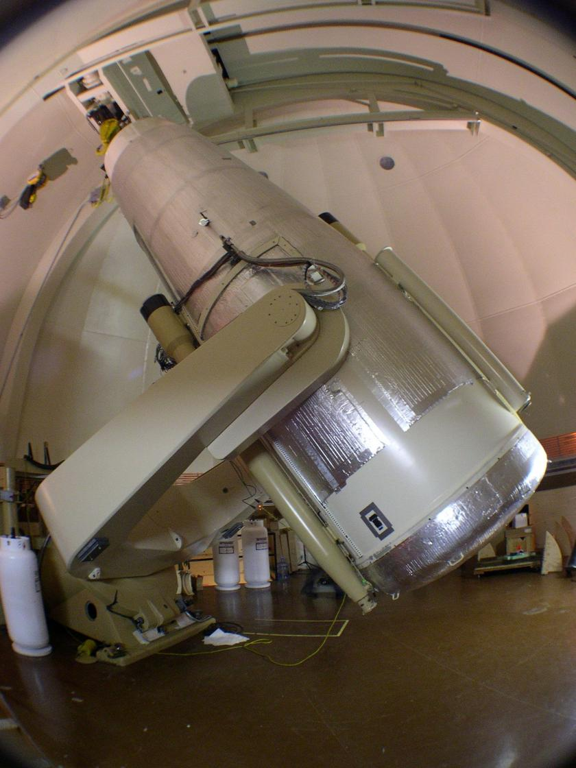 The Samuel Oschin Telescope at Mount Palomar
