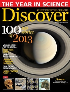 Discover: The Year in Science 2013