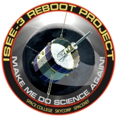ISEE-3 Reboot Mission Patch