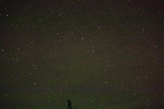 LightSail from Tahoe National Forest, California (2 of 2)