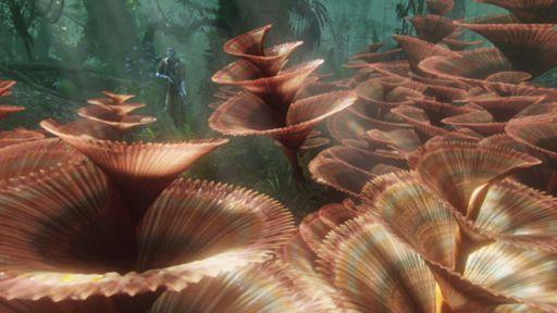 Pandoran plants