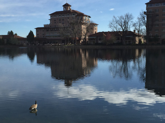 The Broadmoor—home of the annual Space Symposium