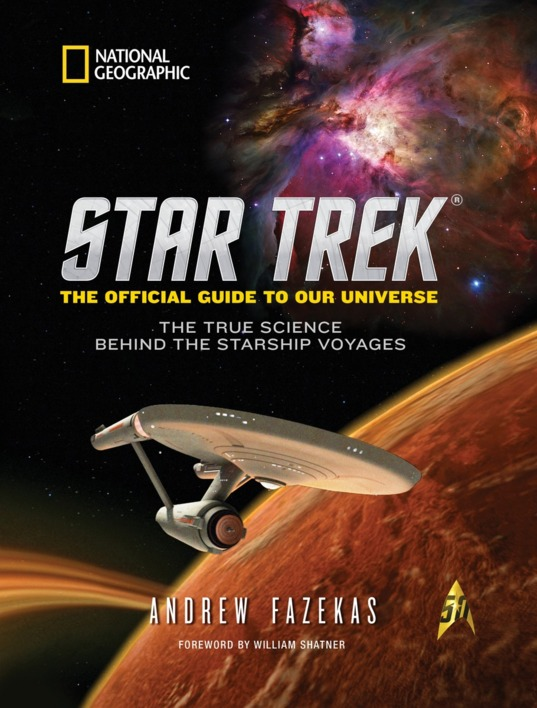 """""""Star Trek, The Official Guide to Our Universe"""""""