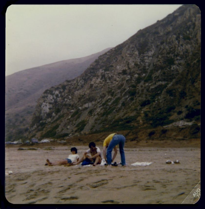 Point Mugu beach