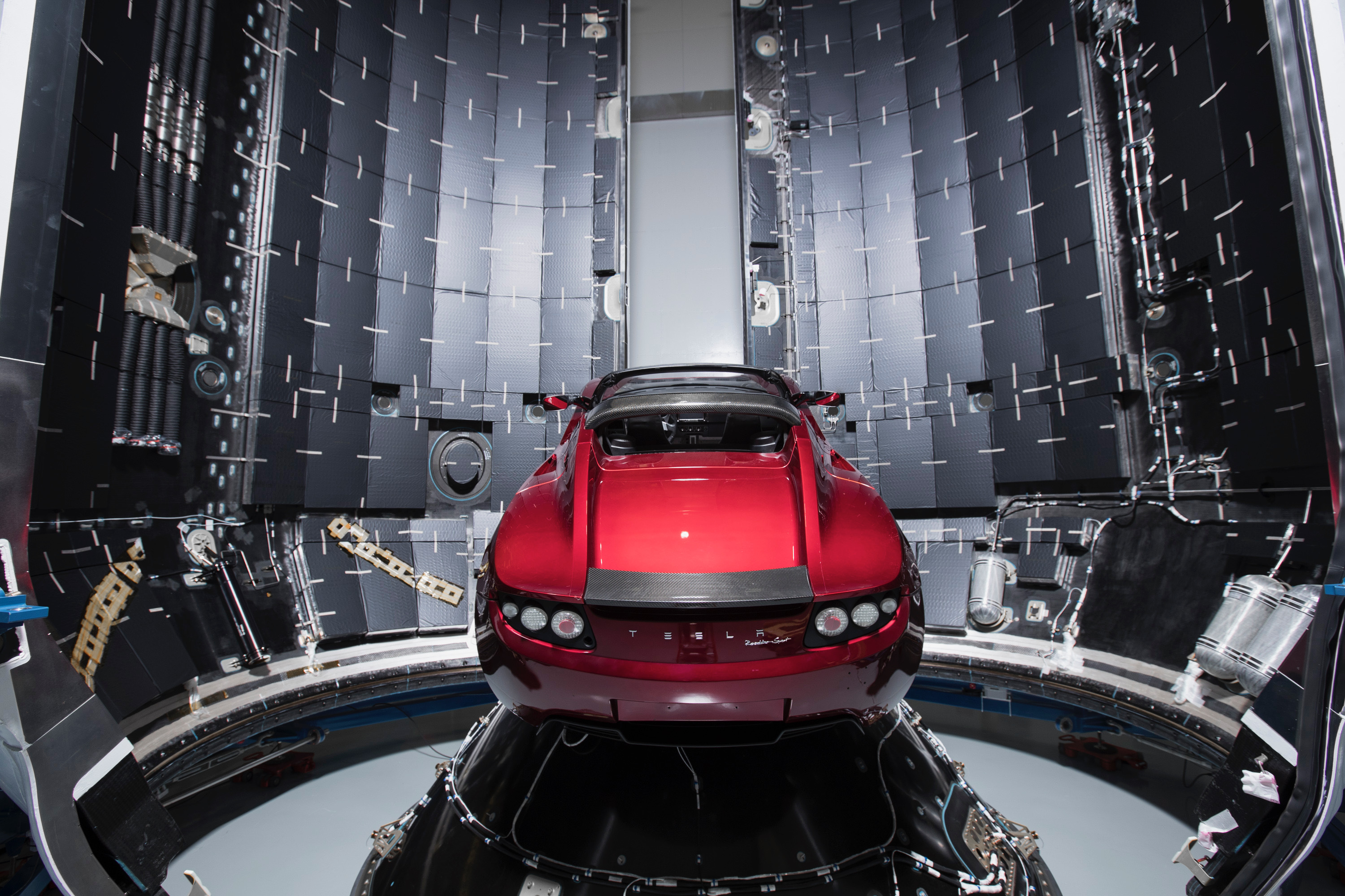 Let's talk about Elon Musk launching his Tesla into space | The