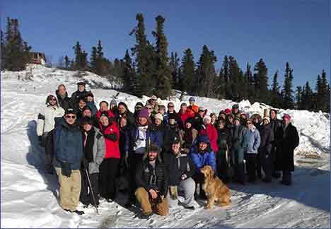 Fairbanks Ice Festival 2020 Alaska and Aurora Borealis   Feb 27   March 4, 2020   The