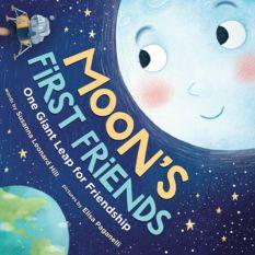 Moon's First Friends