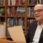 Robert Picardo reading Star Trek letter from Gene Roddenberry