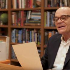 Robert Picardo reading Star Trek letter from Gene Roddenberry