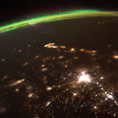 Quadrantids from the ISS