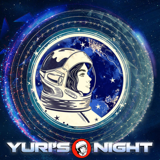 Yuri's Night 2020 artwork