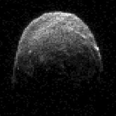 Asteroid 2005 YU55