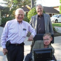 A Visit with Stephen Hawking