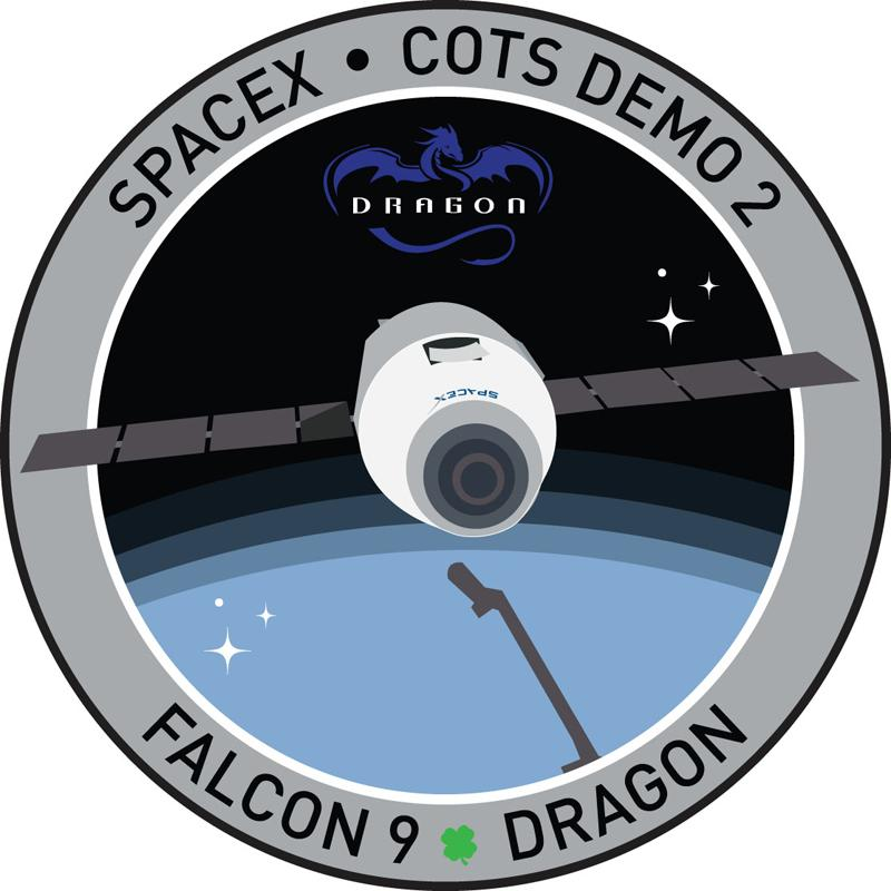 SpaceX set to launch COTS 2 flight this Saturday | The