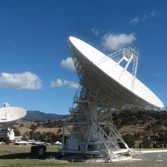Antennas of the Canberra DSN at work
