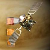 """Venus Express peers through """"infrared windows"""""""