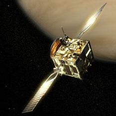 Venus Express in final orbit