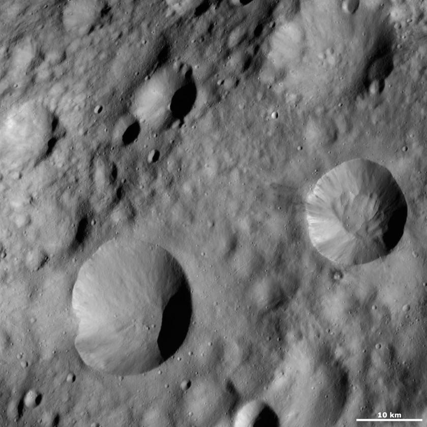 Publicia crater