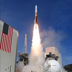 NROL-25 goes west