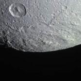 Evander basin, Dione