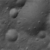 Dione does its best Moon impression