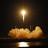The Launch of SpaceX Dragon