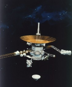 Galileo and Probe Artist's Concept