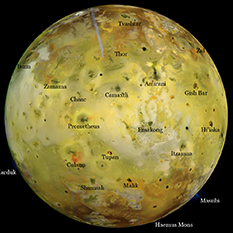 Io, labeled