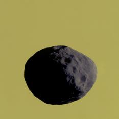 Janus against Saturn, 27 March 2012