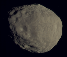 Color global view of Janus