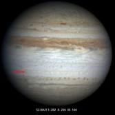 Jupiter on November 9, 2010: Outbreak?