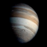 Globe of Jupiter from Pioneer 11