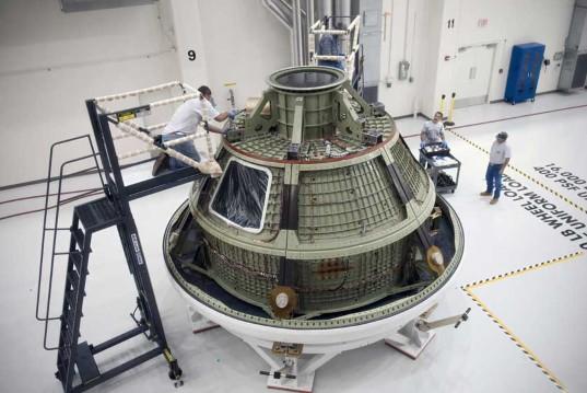 Orion Ground Test Vehicle