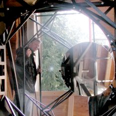 OSETI Telescope Primary MIrror