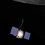 OSIRIS-REx grabs a sample