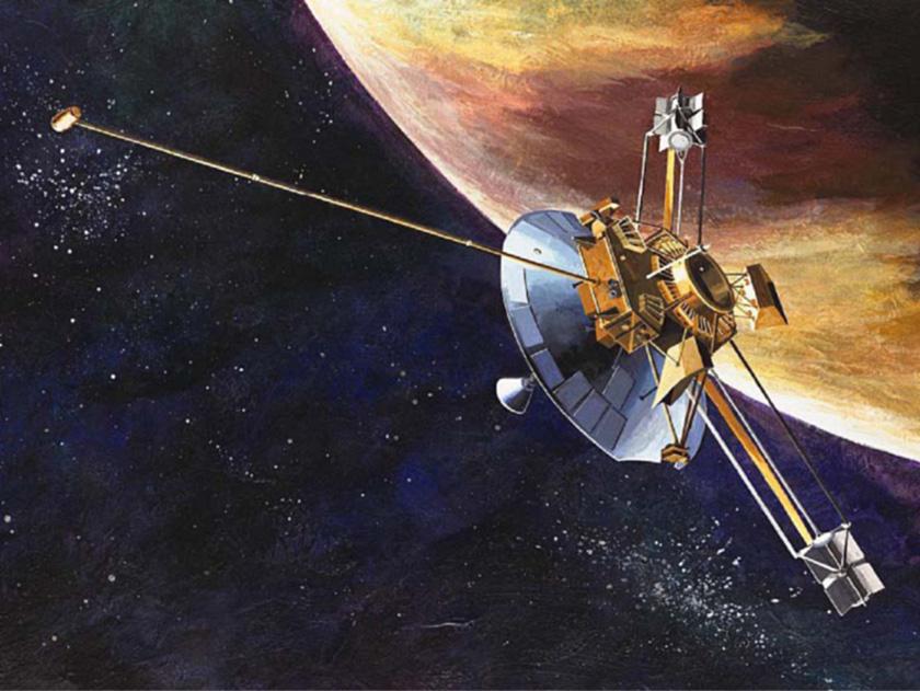 Pioneer at Jupiter